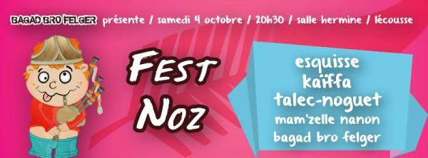 Bannière Fest noz 2014